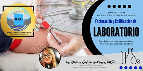 Webinar - Facturación y Codificación de Laboratorio tickets