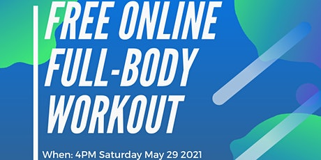 RSBO Free Online Full Body Workout  May 29 2021 entradas