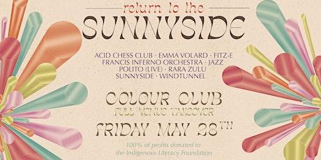 *postponed* Return to the Sunnyside - ILS Fundraiser tickets