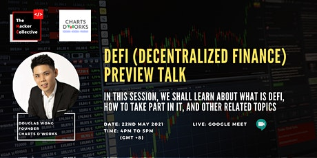 DeFi (Decentralized Finance) Preview Talk tickets