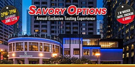 Savory Options: Annual Exclusive Tasting Experience- Intermediate  Package tickets