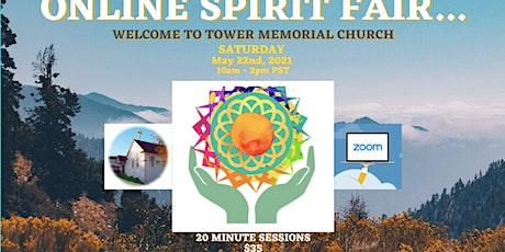 Tower Memorial Online Spirit Fair tickets