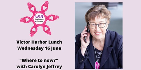 Victor Harbor lunch - Women in Business Regional Network 16/6/2021 tickets