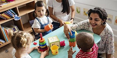 Sessional Forum 2021 - 3 YO Kindergarten and Early Start Kindergarten tickets