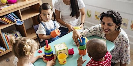 Long Day Care Forum 2021 - 3 YO Kindergarten and Early Start Kindergarten tickets