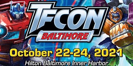 TFcon Baltimore 2021 tickets