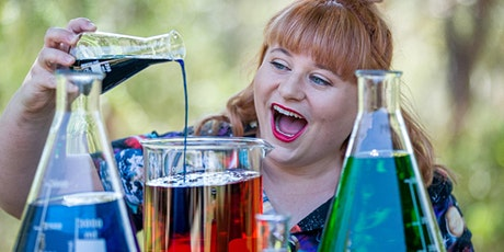 Jaw Dropping Chemistry Workshop, with Nitro Nat tickets