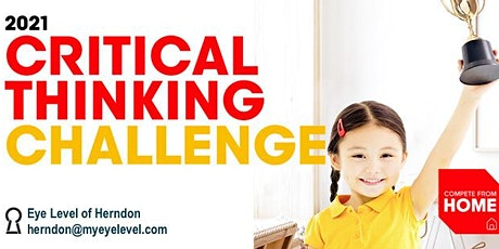 Critical Thinking Challenge tickets