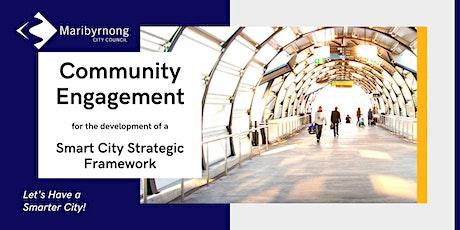 City of Maribyrnong Smart City Engagement: Digital tickets
