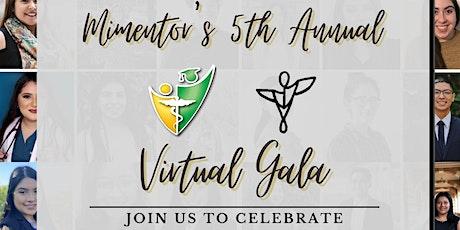 2021 MiMentor's Virtual Gala tickets