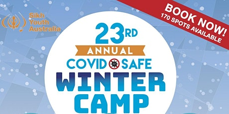 23rd Annual SYA Camp - Winter Edition tickets