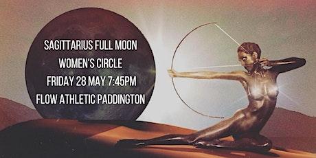 Moon Magick Full Moon Women's Circle tickets