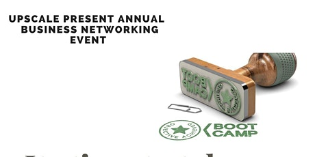 Business networking bootcamp tickets