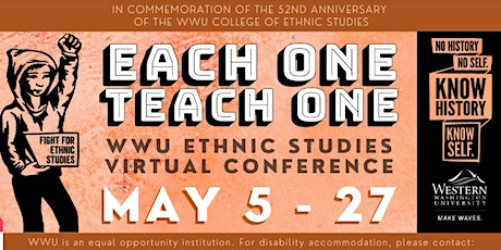 Ethnic Studies Virtual Conference tickets