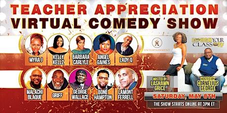 6x Ent./LYCO: Teacher Appreciation Comedy Show tickets