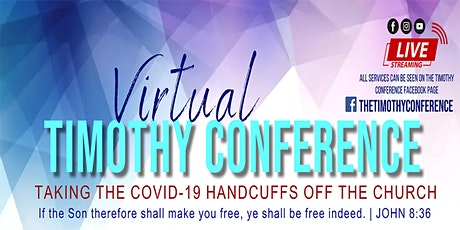 Virtual Timothy Leadership Conference 2021 tickets