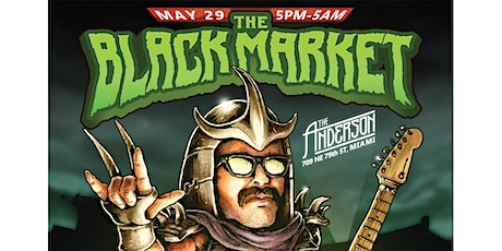 The Black Market tickets