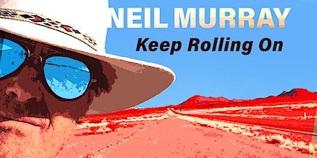 Live Music Under the Stars - Neil Murray, Tom Curtain & Chris Matthews 19/6 tickets