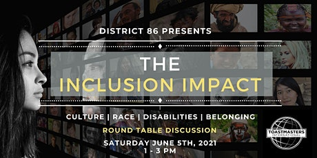 Inclusion Impact Round Table Discussion tickets