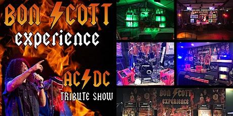 AC\DC-Bon Scott Experience tickets