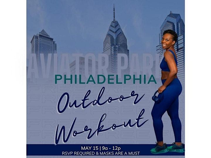 VIP Outdoor Workout- Aviator Park image
