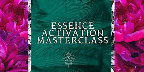 Essence Activation Masterclass tickets