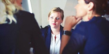 Job Interview Preparation – Successful Tips & Tricks! tickets