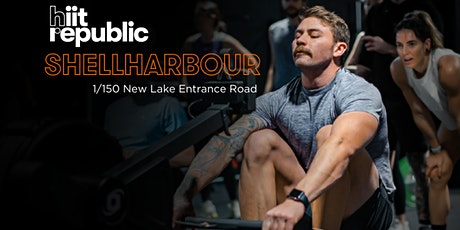 Opening of hiit republic Shellharbour tickets