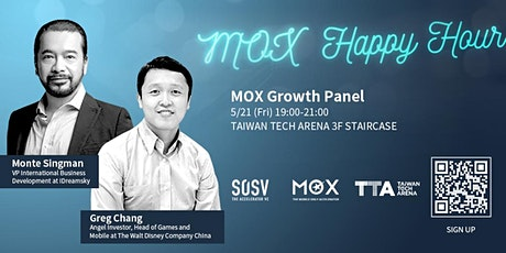 Hypergrowth Lessons from Gaming Industry | MOX Happy Hour tickets