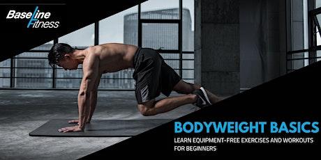 Bodyweight Basics tickets