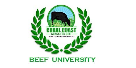 Coral Coast Beef University tickets