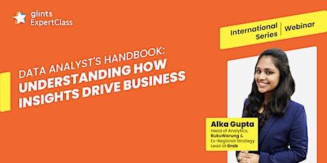GEC International - Understanding How insights Drive Business Tickets