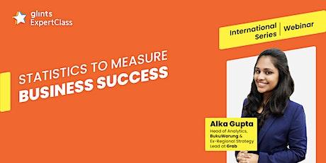 GEC International - Statistics to Measure Business Success tickets