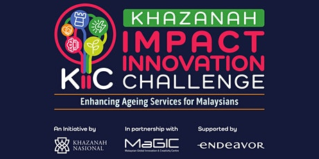 Ask Me Anything: Khazanah Impact Innovation Challenge Tickets