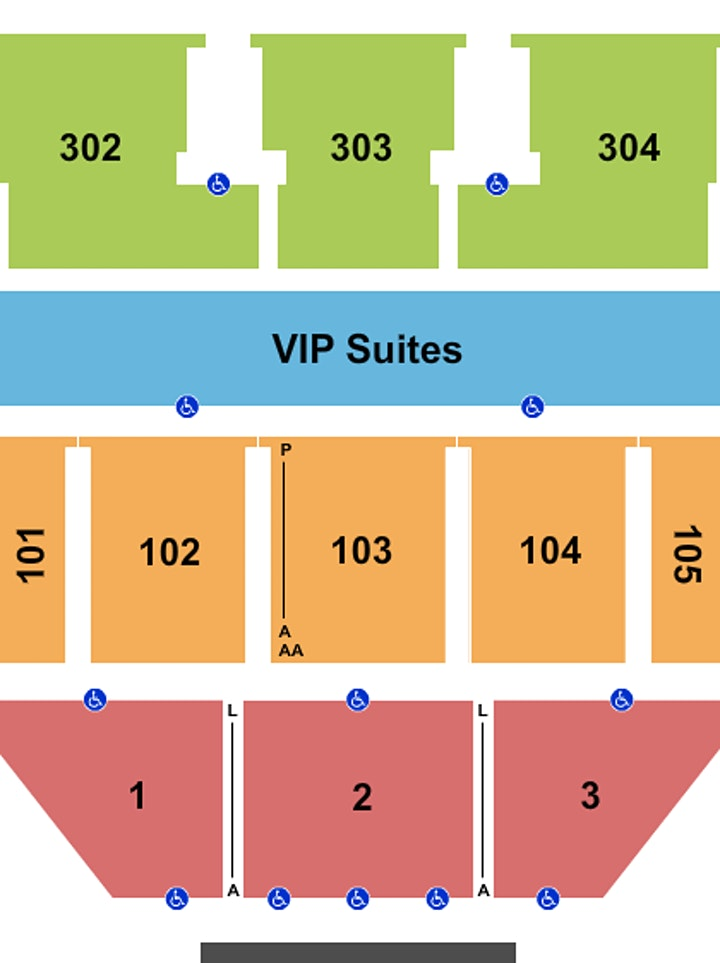 "TOUR 2021 ""APASIONADO ""NATIONAL HARBOR image"
