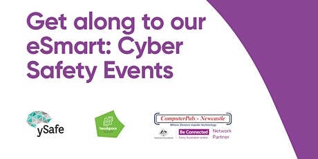 eSmart Cyber Safety Parent of High School Student Session - Digital Library tickets