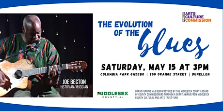 The Evolution of the Blues - A Musical Lecture - Dunellen tickets