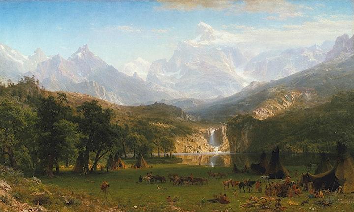 Metropolitan Museum of Art: American Art to 1900 - Livestream Program image