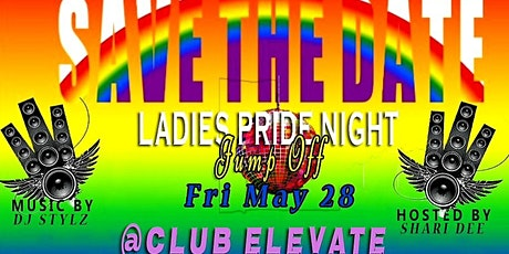 Ladies Pride Night Jump Off tickets