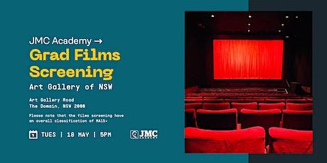 JMC Academy 2019/2020 Grad Film Screening tickets