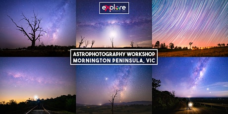 Astrophotography Group Workshop - Mornington Peninsula tickets