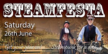 STEAMFESTA tickets