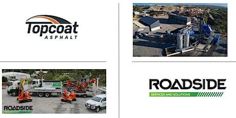 Visit the new Topcoat Asphalt and Roadside Services & Solutions facilities tickets