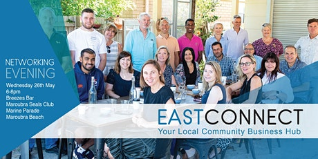 East Connect Networking Evening tickets