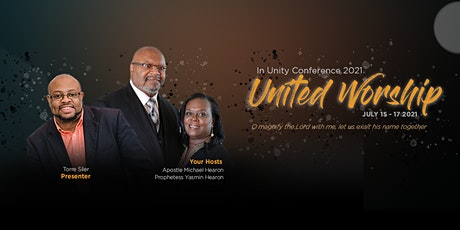 2021 In Unity Conference: UNITED WORSHIP tickets