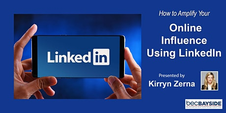Amplify Your Online Influence using LinkedIn tickets