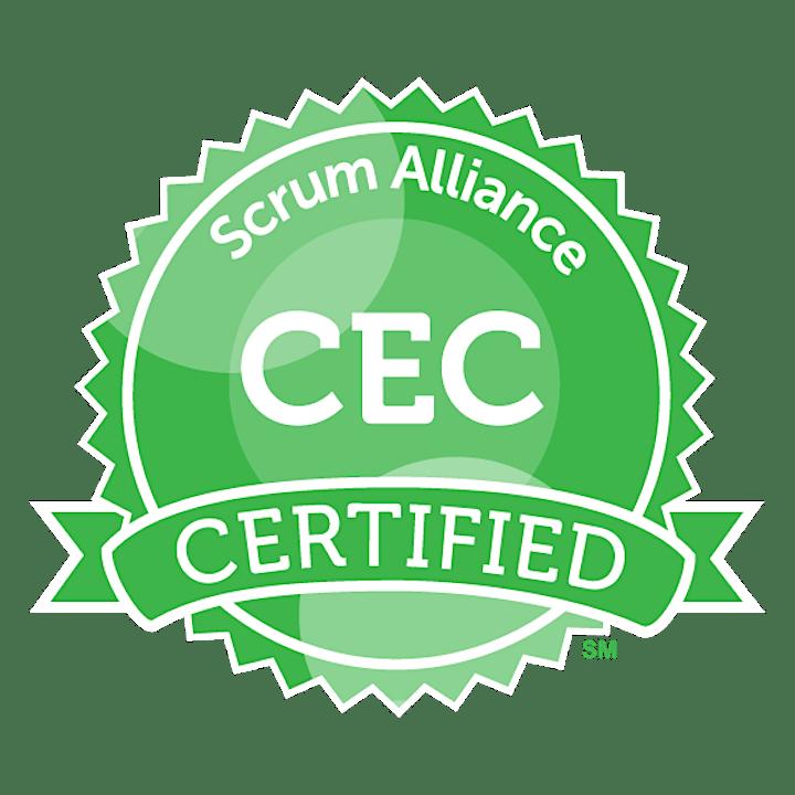 Individual 1:1  CTC/CEC Mentoring -English image
