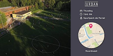 FC Urban Match GRN Do 13 Mei tickets