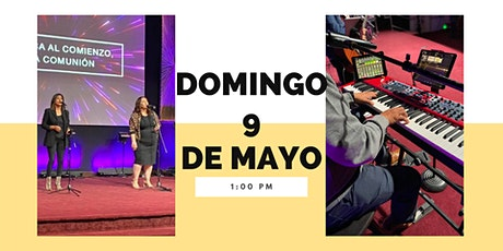 Servicio Domingo 9 de Mayo tickets