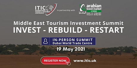 Middle East Tourism Investment Summit tickets